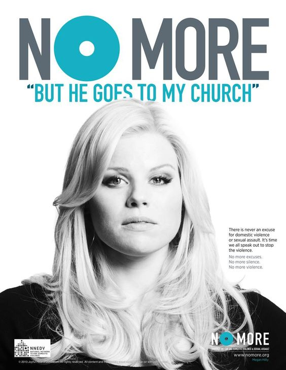 "No More ""But He Goes To My Church"" 