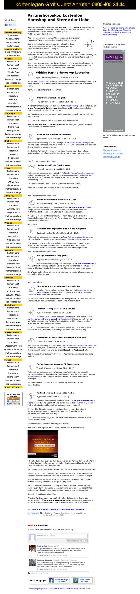 euer liebes- und partnerhoroskop >> horoskop und partner --> www.sternzeichen-partnerhoroskop.com/partnerhoroskop-kostenlos.html