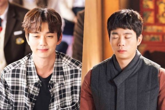 """Yoo Seung Ho And Kim Dong Young Meditate As A Storm Approaches On """"My Strange Hero"""""""
