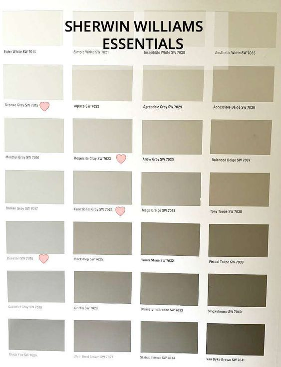 Taupe gray and love on pinterest for Best grey beige paint color
