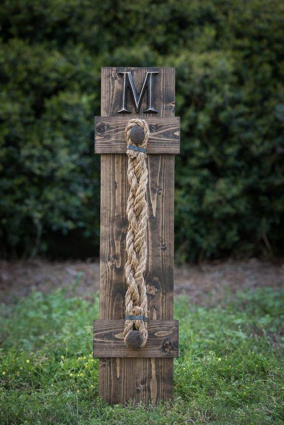 PERSONALIZED Wedding Braid - Cord of Three Strands, God's Knot, Braid for Unity Ceremony, Wedding Si