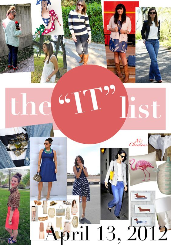 The IT list for 4/13