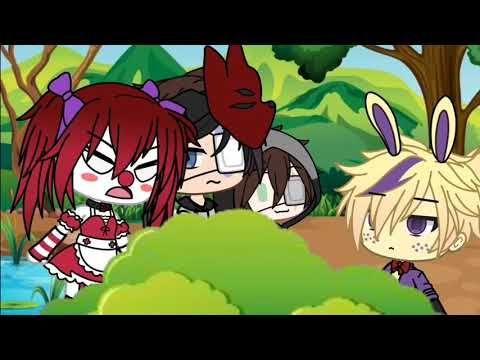 Hula Hula Meme Gacha Life Fnaf Youtube Fnaf Anime Life Anime