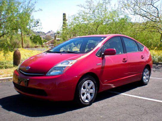 Hatchback 2007 Toyota Prius With 4 Door In Phoenix Az 85020