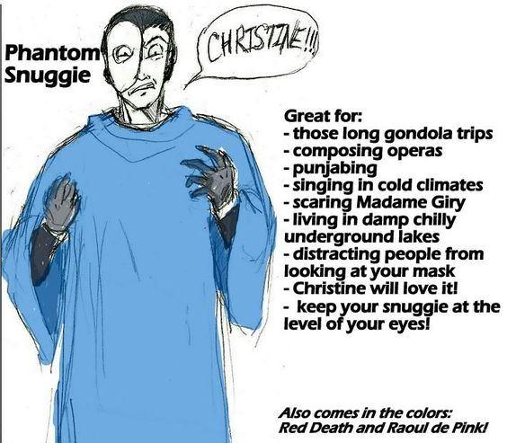 Phantom Snuggie by Moonlight-X-Sonata on DeviantArt: