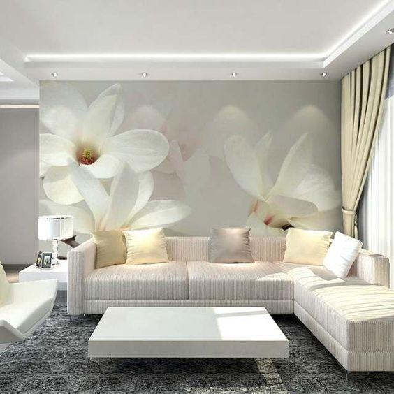 cara memasang wallpaper dinding