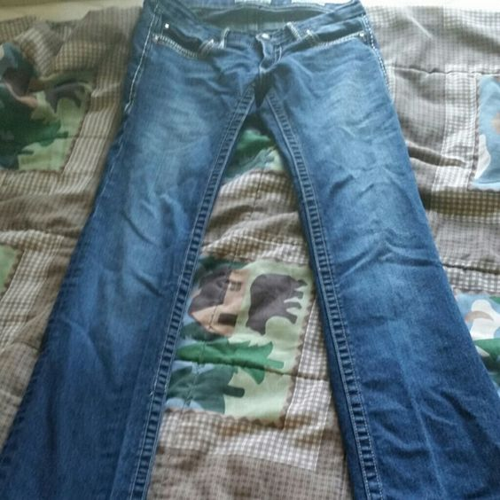 Daytrip from buckle jeans Bootcut leo never worn Daytrip Jeans