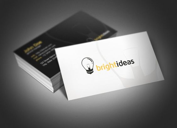 17 Best images about Business Cards on Pinterest Business resume - resume business cards