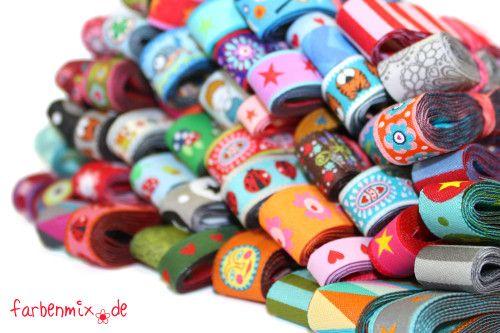 farbenmix – #ribbon #webband