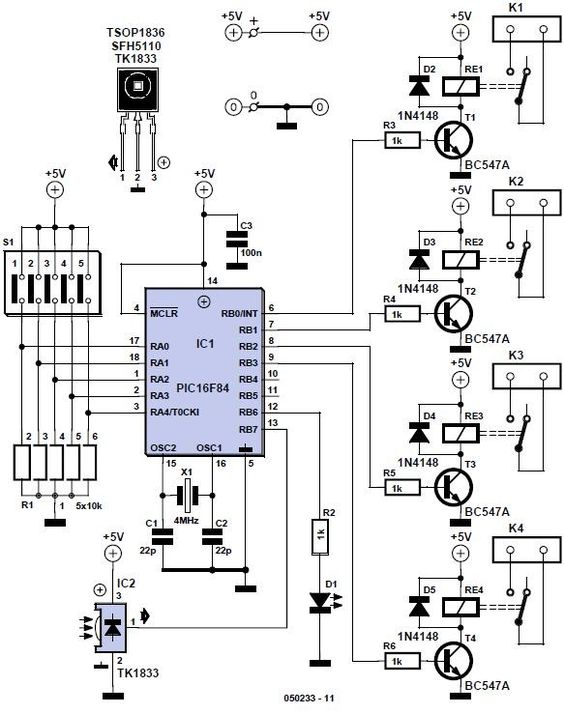 home remote control circuit diagram technika amit szeretek home remote control circuit diagram