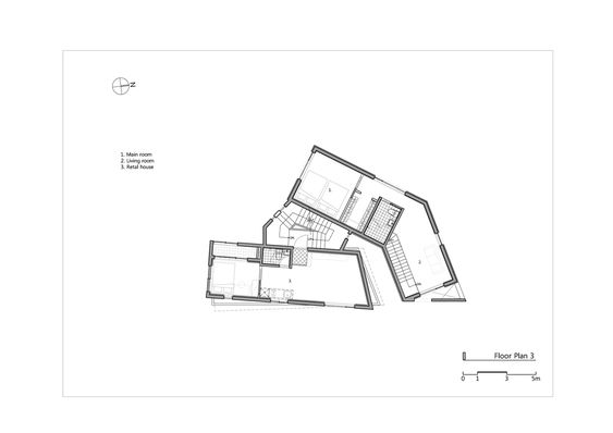 Galería de Inter White / Architects Group RAUM - 20