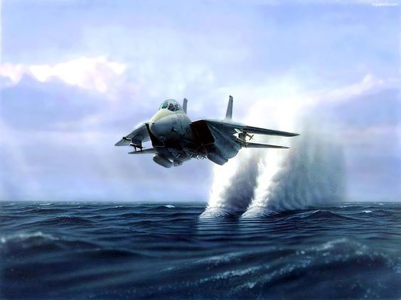 marine aircraft pictures   ... the Ocean, F14, jets, military aircraft, ocean, planes, TomCat, wicked