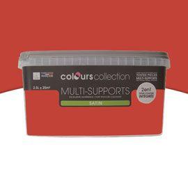 Peinture multi-supports Coccinelle Satin 2,5L