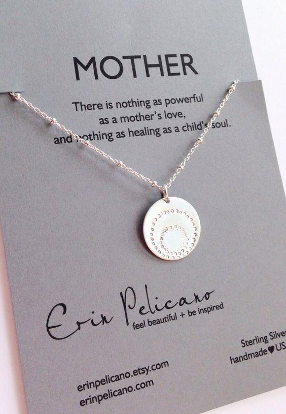 Mutter Halskette