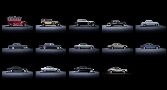 14 Generations of Big Luxury Sedans from Mercedes-Benz - Carscoops