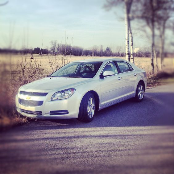 2012 Chevy Malibu LT - reminds me of my car.  Love it.  Best car ever.