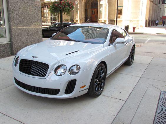 2010 Bentley Continental Supersport