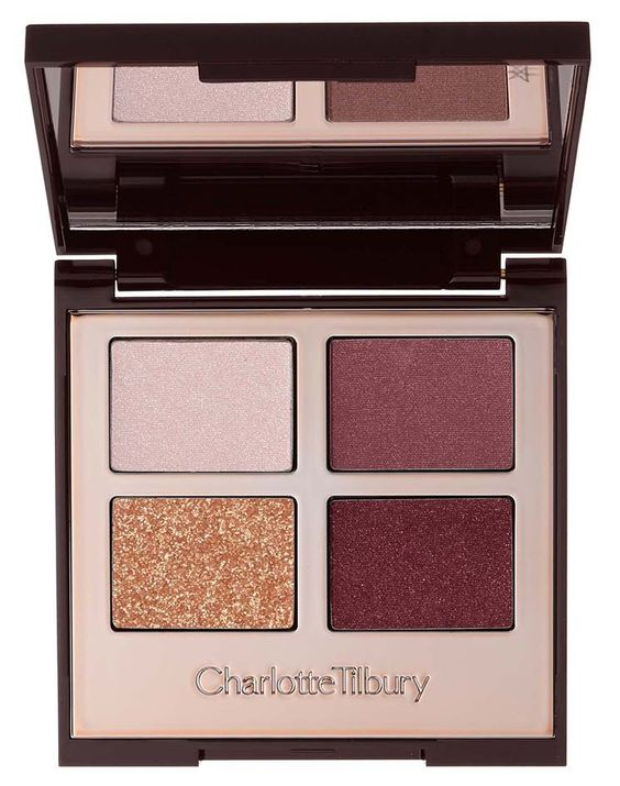 Charlotte Tilbury: LUXURY PALETTE - The Vintage Vamp (Colour-Coded Eye Shadows)