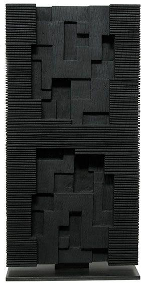 Alban LANORE   Sculptures Contemporaines   Totem   Stèle
