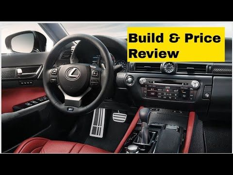 2020 Lexus Gs F Performance Luxury Sedan Build Price Review Featur In 2020 Luxury Sedan Lexus Sedan