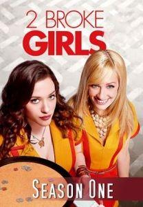 Dos Chicas Sin Blanca, temporada 1 (2 Broke Girls Season1,2011-2012) Acabada de ver el19-jun-14