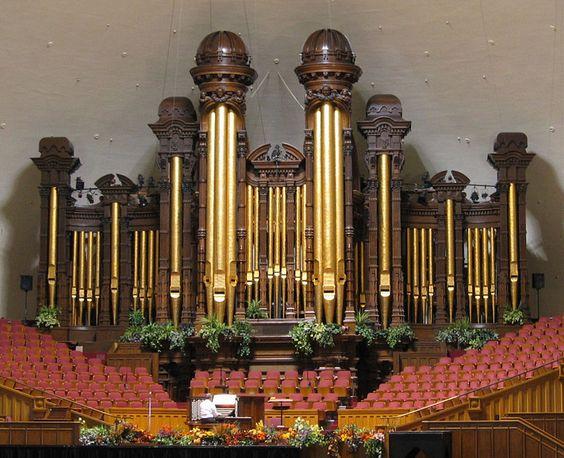 * Tabernacle Mórmon * # Salt Lake City, Utah. USA.