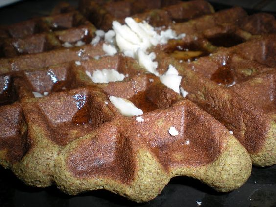 almond coconut waffles, and lots more paleo recipes