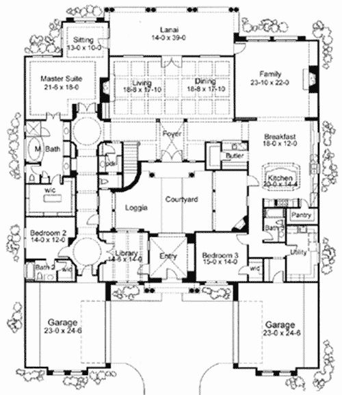 Modern Mediterranean Home Plans Fresh Mediterranean Mediterranean Courtyard Courtyard Exciting Modern Florida House