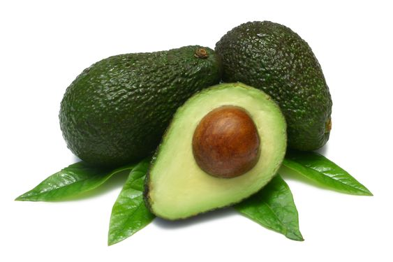 YUM... avocado.  Very healthy too.  Lots of the HEALTHY fats we don't get enough of, especially omega 3.
