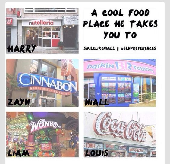 All. But mostly Niall cuz my last name is Robbins