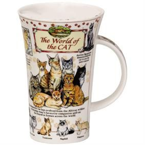 Dunoon Glencoe World of the Cat Mug > Dunoon Mugs > British Isles