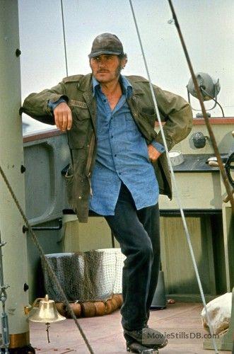 Jaws (1975) Robert Shaw