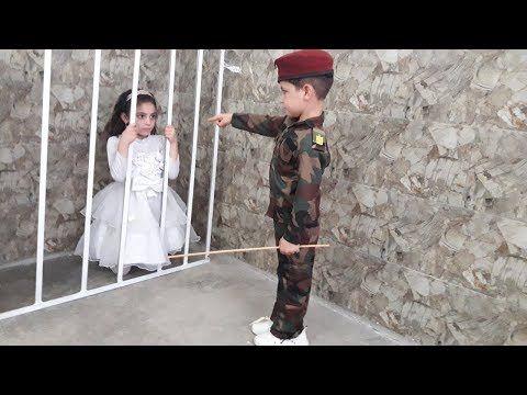 الشرطي دخل سفانة السجن ألعاب سيارات شرطة أطفال بيبي بنات أغاني للأطفال ألعاب أطفال Y Pakistani Wedding Dresses Pakistani Wedding Wedding Dresses