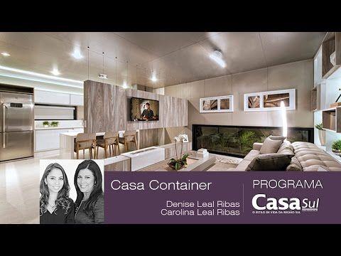 Casa Container: Como funciona? - YouTube