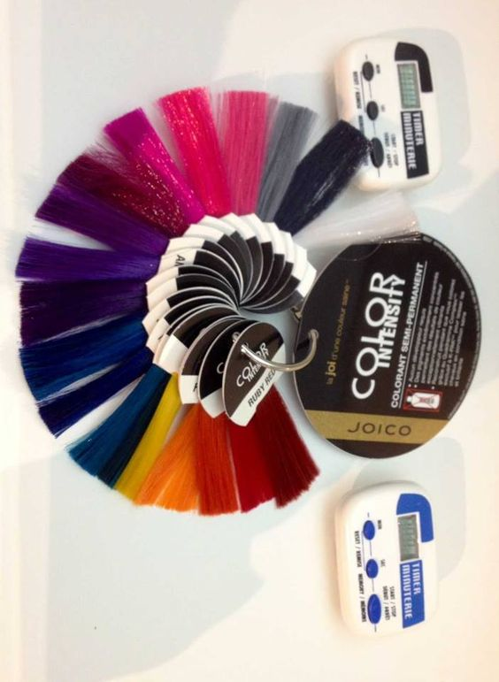 Nous avons de belles couleurs vives pour vous!