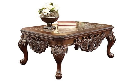 Florimar Rectangular Coffee Table | Family Area Furniture | Pinterest |  Brown Finish, Marbles And Catalog