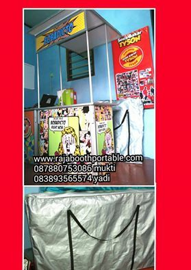 booth portable medium atap