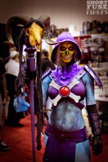 Female Skeletor
