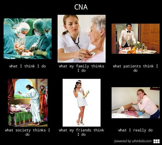 the life of a cna Being a cna at such a young age has given me a different outlook on life i have seen life and death before becoming a cna, elderly people were just that: elderly people.