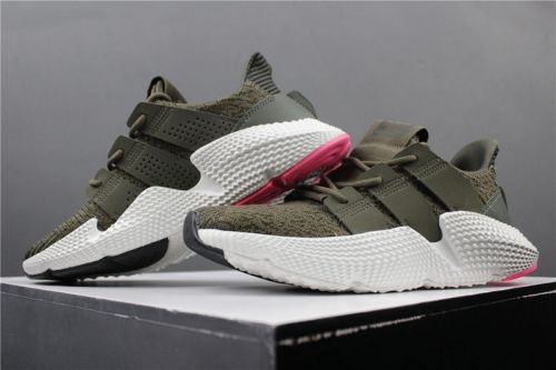 f34b7493055f Popular Adidas Sneakers Prophere Trace Olive Chalk Pink CQ3024 ...
