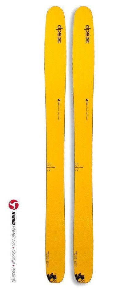 DPS Wailer 112RP2 Hybrid Skis