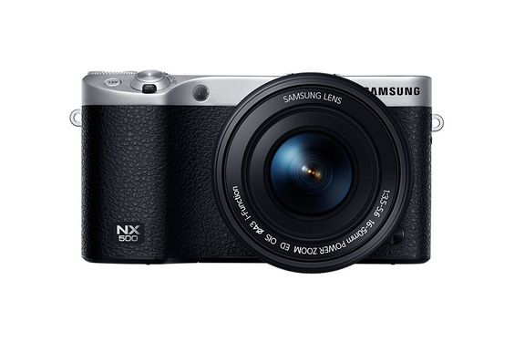 NX500 Front3 black