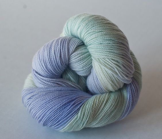 last skein of my hand dyed yarn for sale!