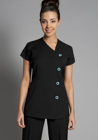 Pin day spa uniforms on pinterest for Spa uniform photos