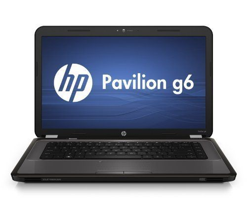 HP g6-1a50us Notebook PC - Silver     $479.99