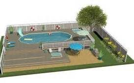 Above Ground Pool Ground Pools And Image Search On Pinterest