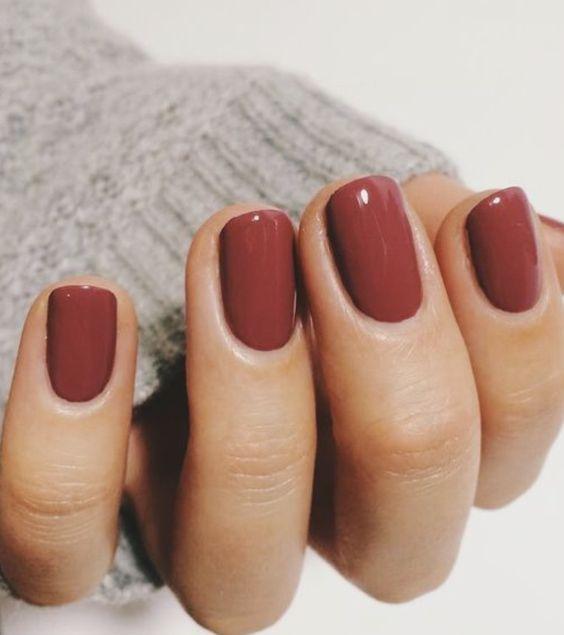 Nars Red Nail Polish Best Gel Manicure Ideas Short Nail Ideas Fall Nail Colors Nails Makeup Manic Nail Polish Colors Fall Trendy Nails Maroon Nails