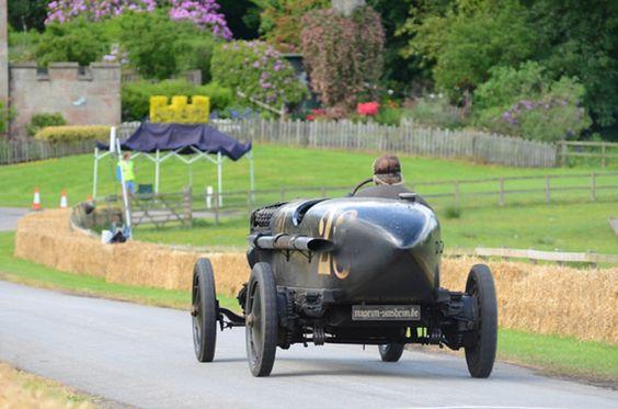 1917 Brutus BMW Aero 46.5 Litre engine