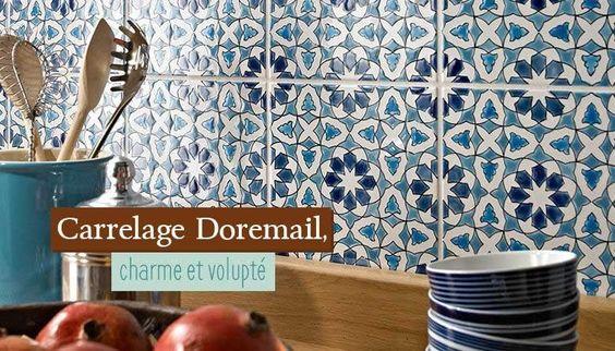 Pinterest le catalogue d 39 id es for Carrelage zellige cuisine