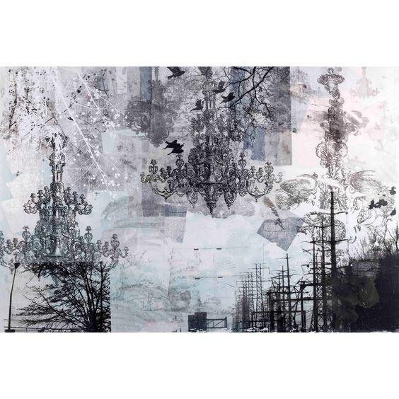 <li>Artist: Marmont Hill Art Collective</li> <li>Title: Toile Del Uz</li> <li>Product type: Canvas Art</li>